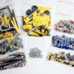 LEGO Technik 8043: Teile