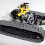 LEGO Technik 8043: Fahrgestell