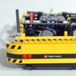 LEGO Technik 8043: Aufbau