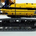 LEGO Technik 8043: Detail Antrieb