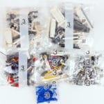 LEGO Technic 42100 Liebherr R 9800: Teile des 3. Bauabschnitts
