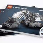 LEGO Technic 42100 Liebherr R 9800: Anleitungen