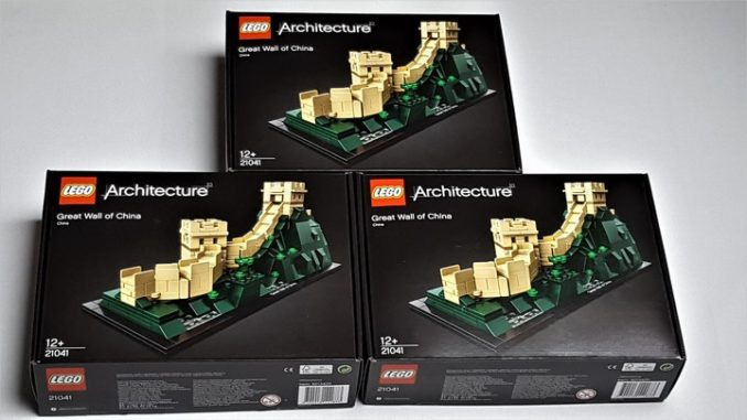 LEGO 21041 Review