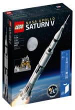 LEGO Ideas 21309 Saturn V Rakete