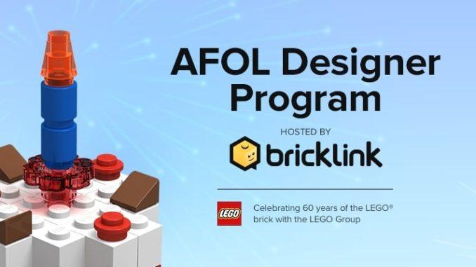Bricklink AFOL-Designer Programm