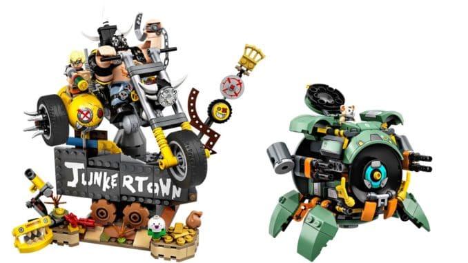 LEGO Overwatch Oktober