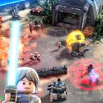 LEGO Star Wars Battles Build Unleash