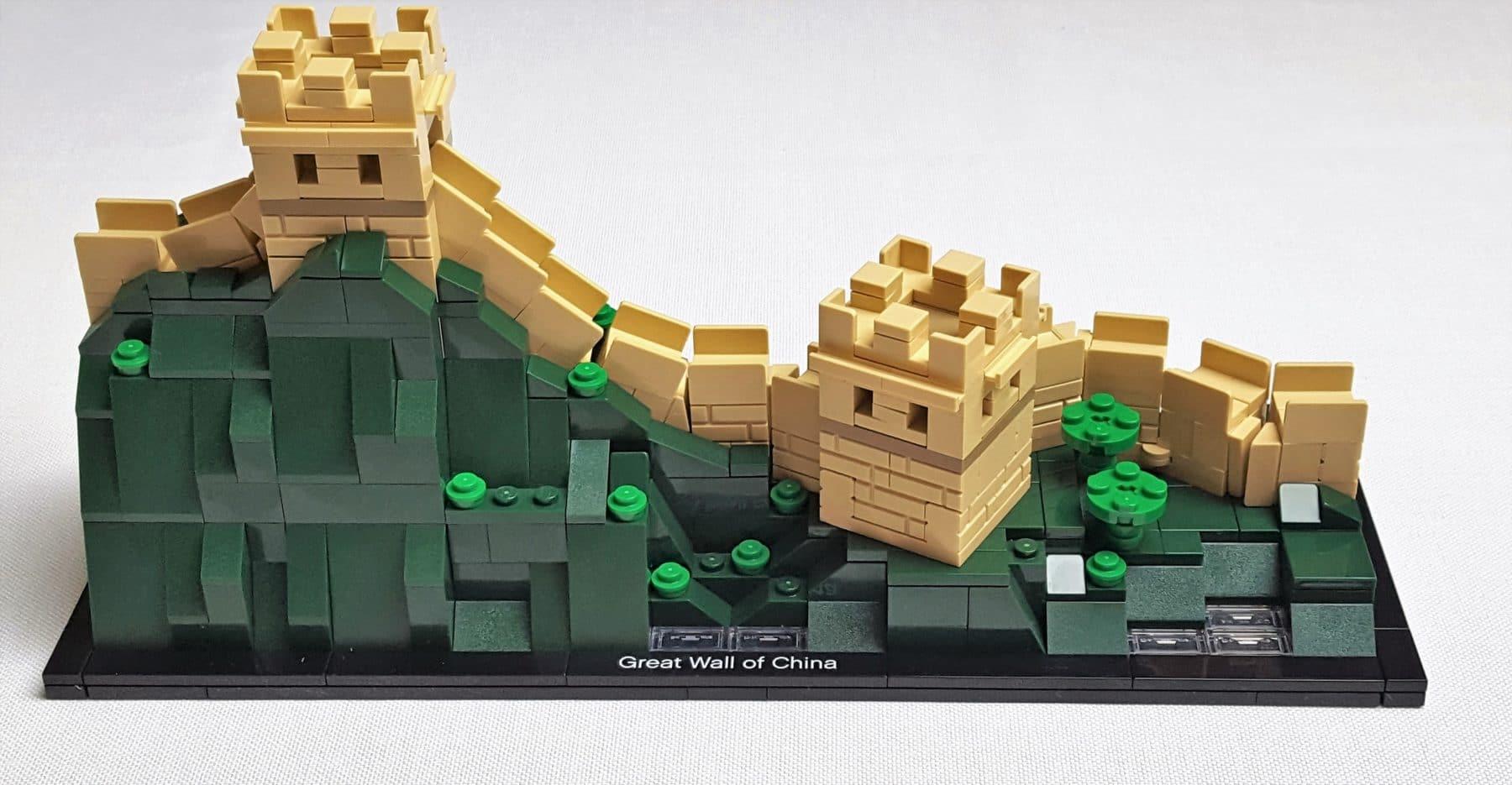 Review Chinesische Mauer