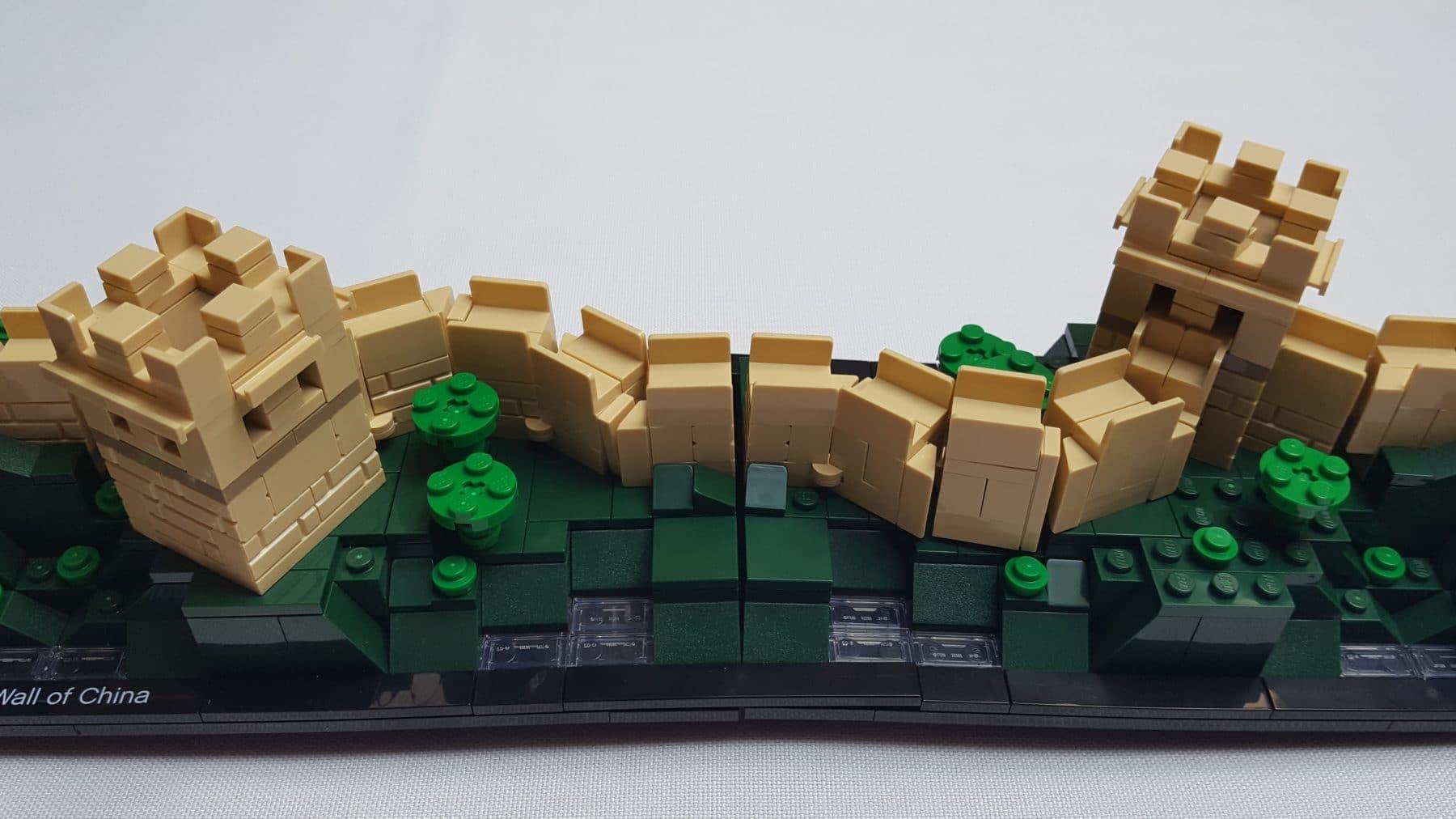 Revie Chinesische Mauer