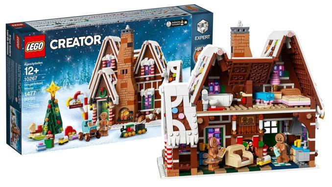 LEGO 1067 Lebkuchenhaus vorgestellt