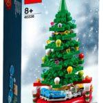 LEGO 40338 Weihnachtsbaum Box vorne