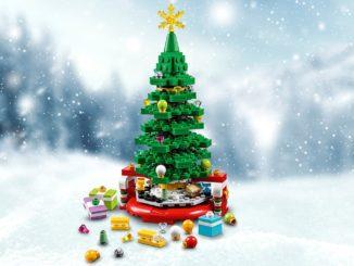 LEGO 40338 Weihnachtsbaum