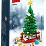 LEGO 40338 Weihnachtsbaum Box hinten
