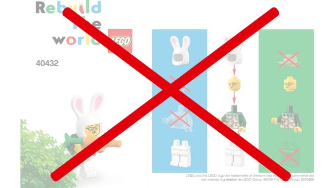 LEGO 40432 Cancelled