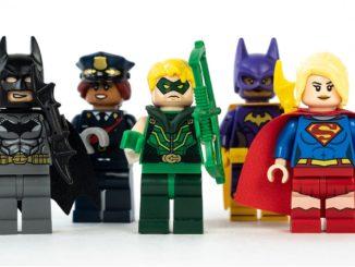 LEGO 71026 DC Minifiguren Serie