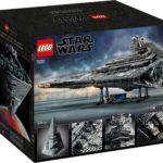 LEGO 75252 Sternenzerstörer Box Rückseite