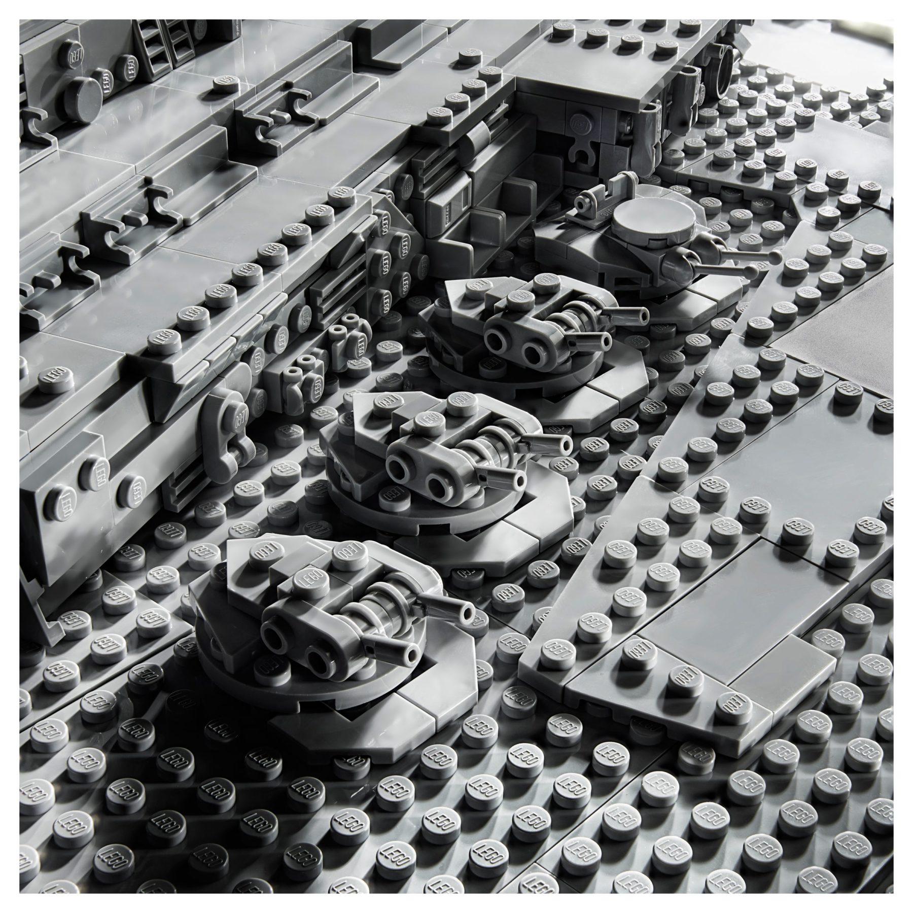 LEGO 75252 UCS Sternzerstörer Mit Rabatt Zum Release