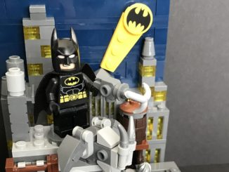 LEOG 77903 The Dark Knight of Gotham City Review