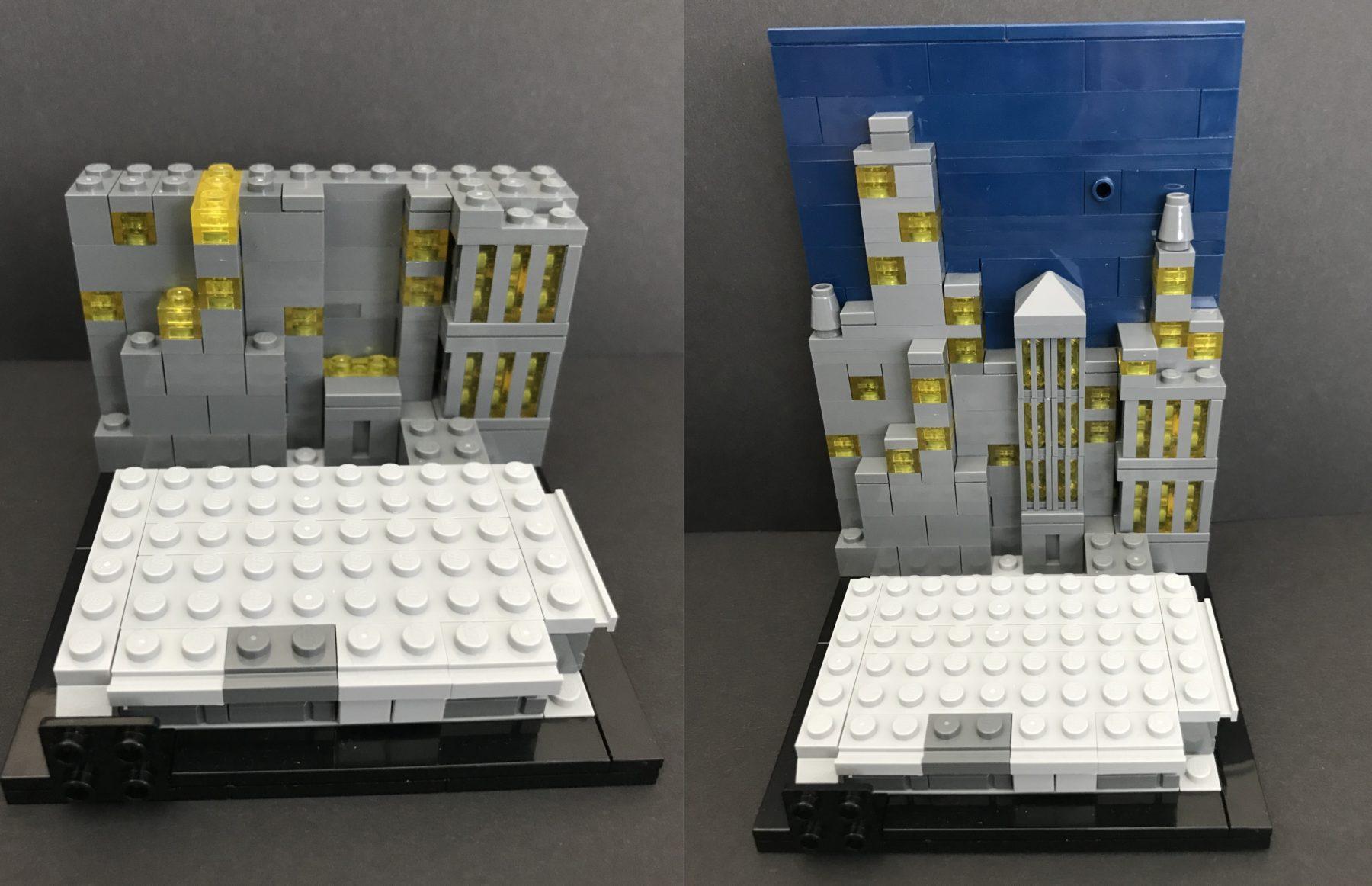 LEGO 77903 im Aufbau