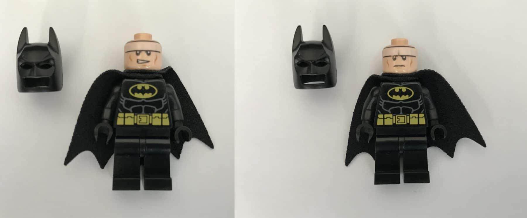 LEGO 77903 Batman Minifigur