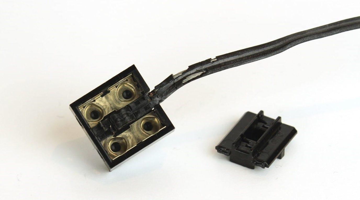 LEGO 9V Kabel reparieren