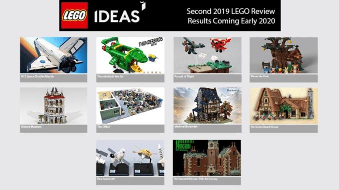 LEOG Ideas zweite Review Phase 2019