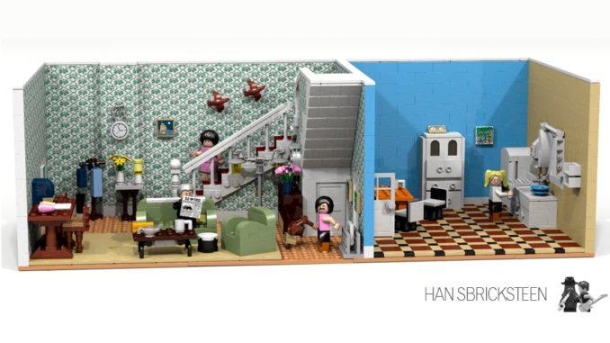 LEGO Ideas Queen I Want to Break Free