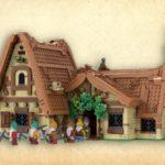 LEGO Ideas Entwurf Seven Dwarfes House