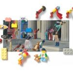 LEGO Rebuild the World Menschen