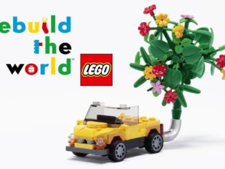 LEGO Rebuild the World