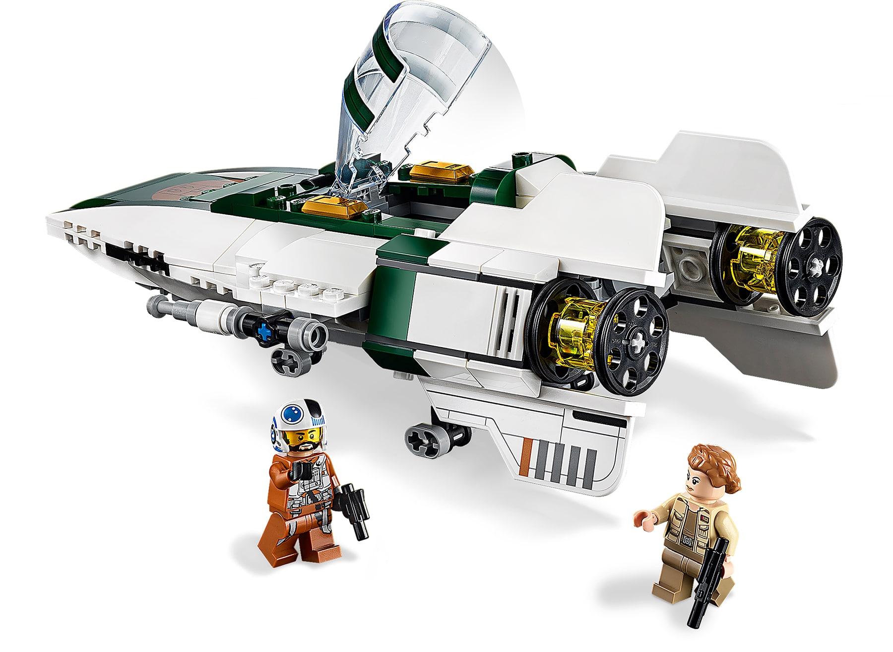 Lego Star Wars Oktober 2019 Alle 8 Sets Nun Offiziell Vorgestellt