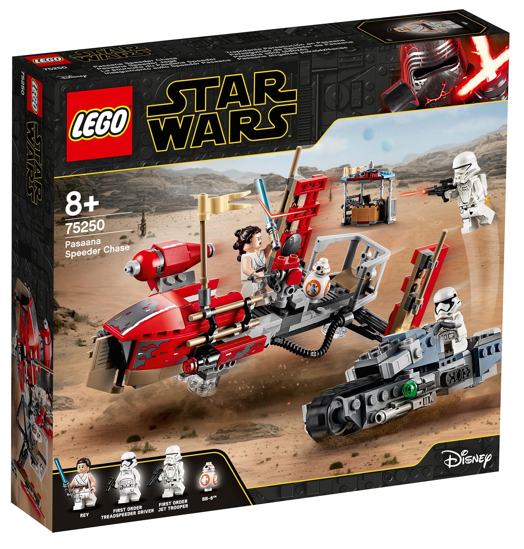 LEGO Star Wars 75250 Pasaana Speeder Chase