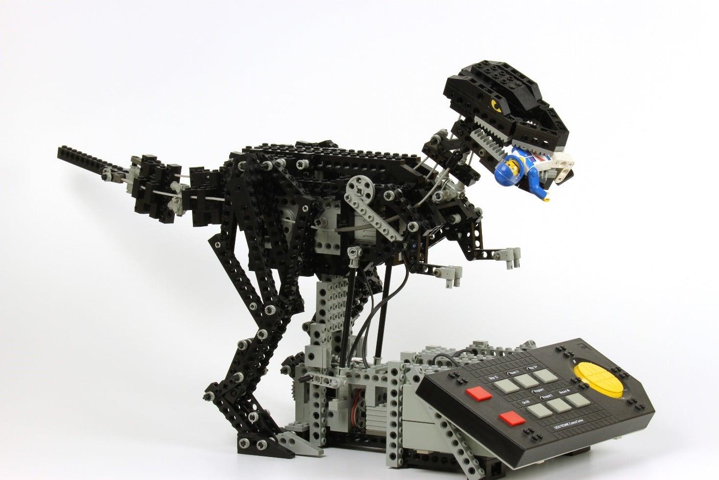LEGO Technic Flexkabel ersetzen