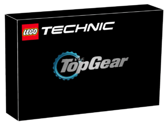 LEGO Technic Top Gear Set 2020
