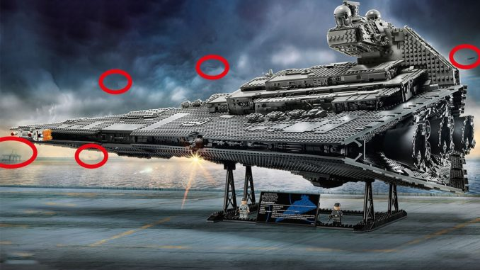 LEGO 75252 Hinweise auf nächstes UCS Set