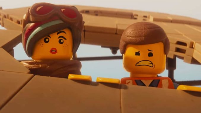The LEGO Movie 2 Sets End of Life