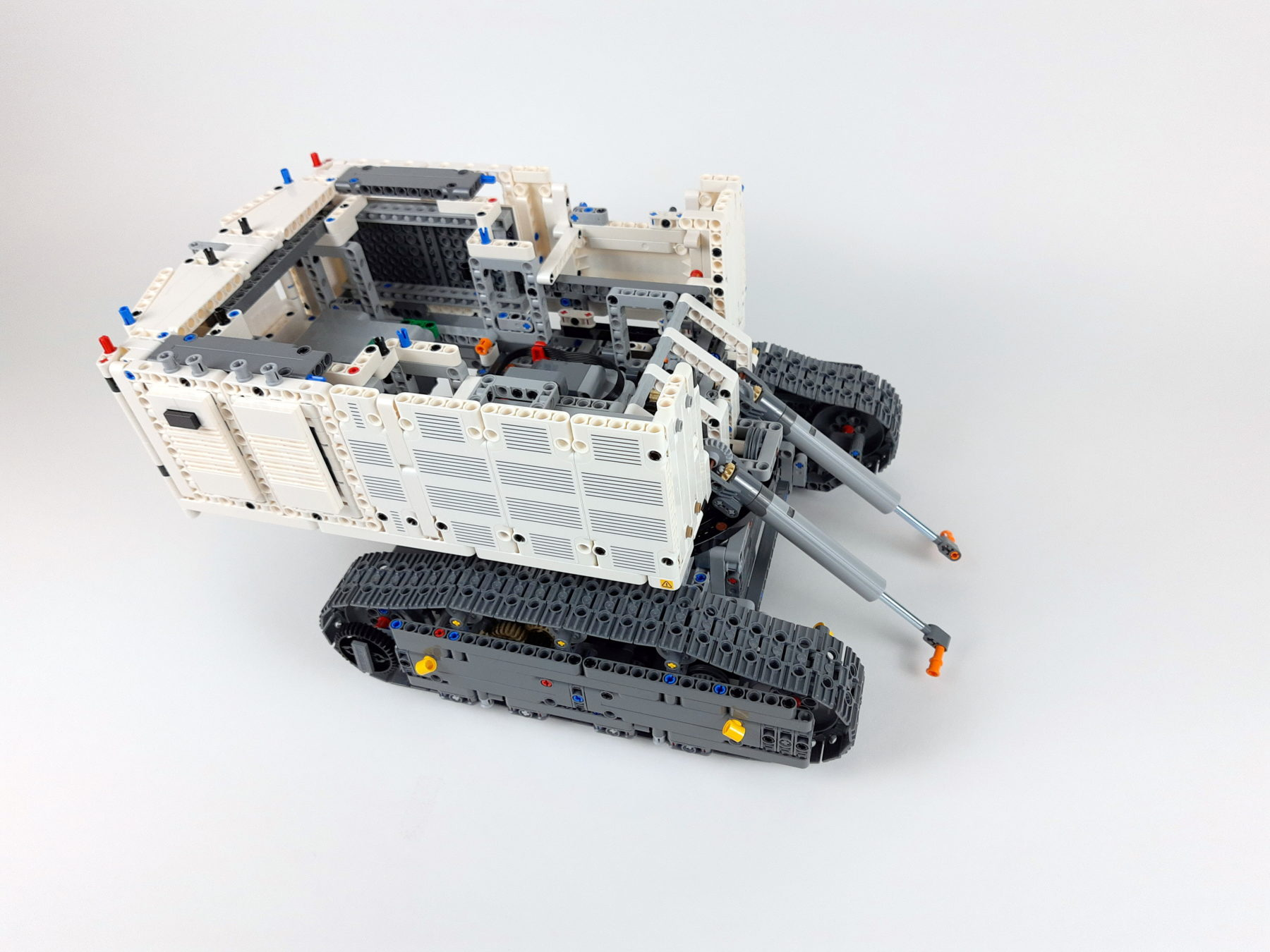 LEGO Technic 42100 Bauabschnitt 2 fertig