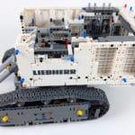 LEGO Technic 42100 Liebherr R 9800: linke Seite