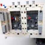 LEGO Technic 42100 Liebherr R 9800: Zugang zu den Hydraulikpumpen