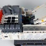 LEGO Technic 42100 Liebherr R 9800: Detail der Aufbauten