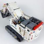LEGO Technic 42100 Liebherr R 9800: Dekoration