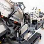 LEGO Technic 42100 Liebherr R 9800: Führerhaus