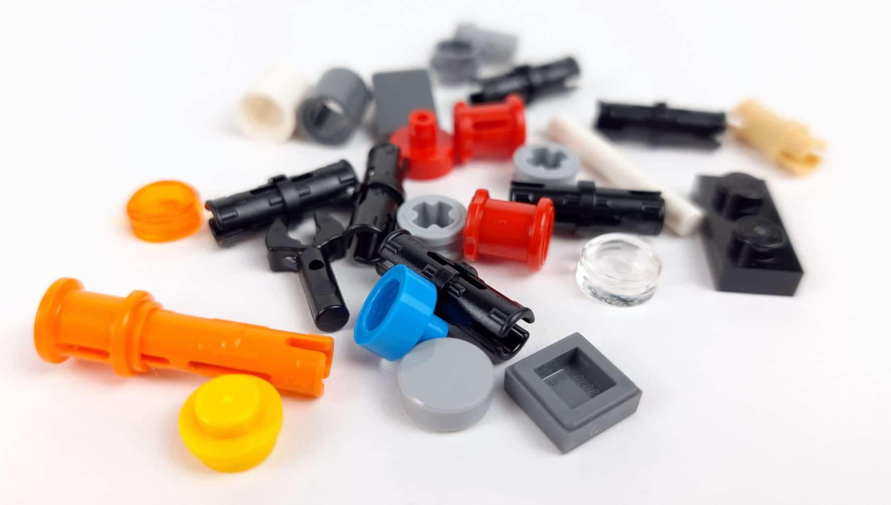 LEGO Technic 42100 Liebherr R 9800: Ersatzteile