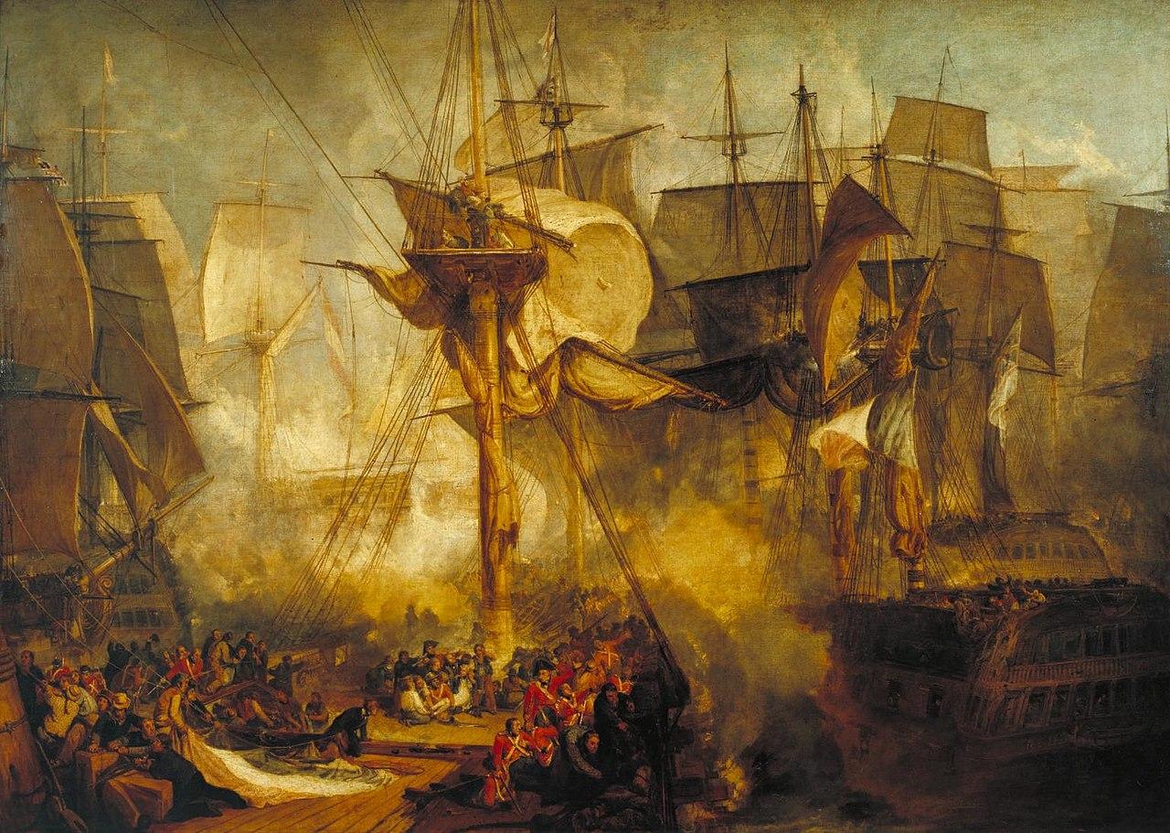 21045 Trafalgar Seeschlacht