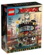 LEGO Ninajgo 70620 Ninjago City
