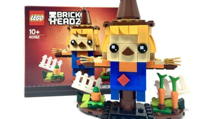 LEGO BrickHeadz 40352 Vogelscheuche