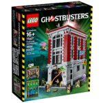 LEGO Ghostbusters 75827 Feuerwehr Hauptquartier