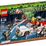 LEGO Ghostbusters 75828 Ecto 1 & 2