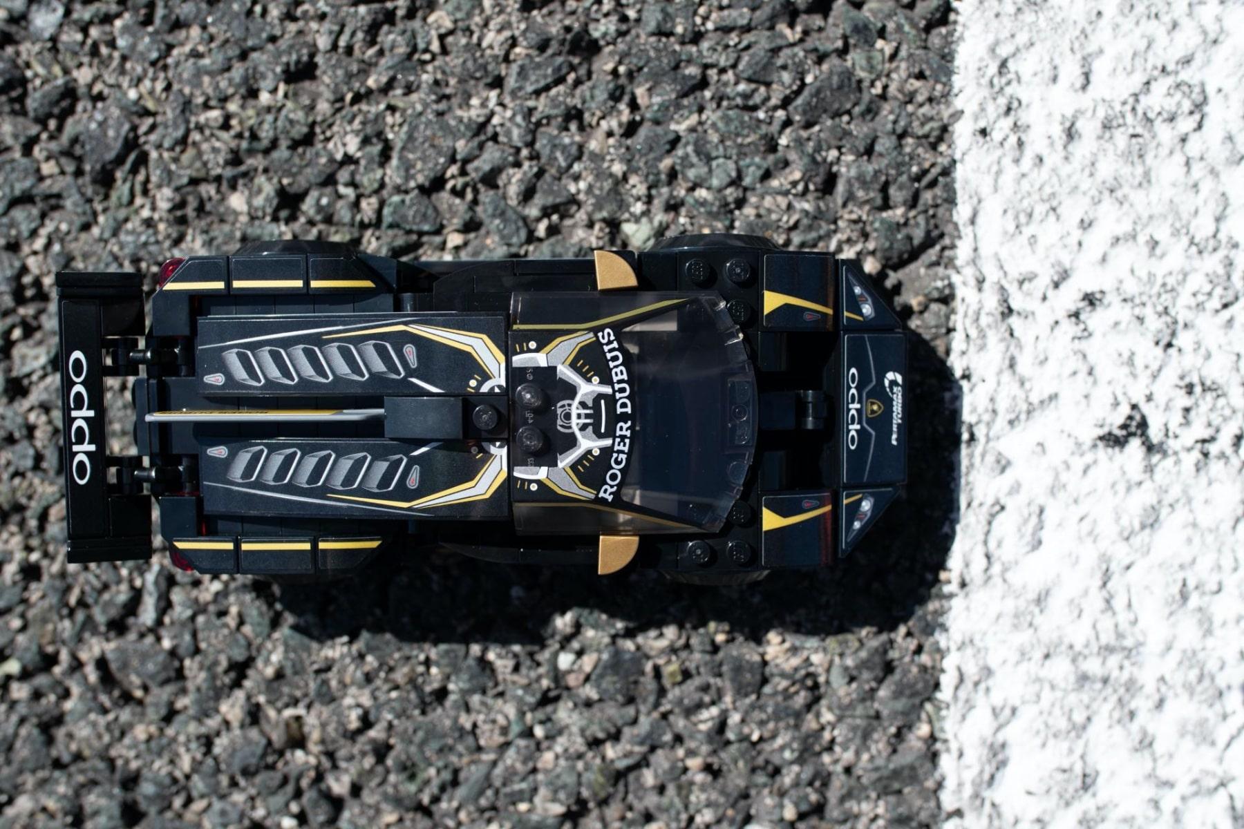 LEGO Speed Champions 76899 Huracán Super Trofeo EVO Top