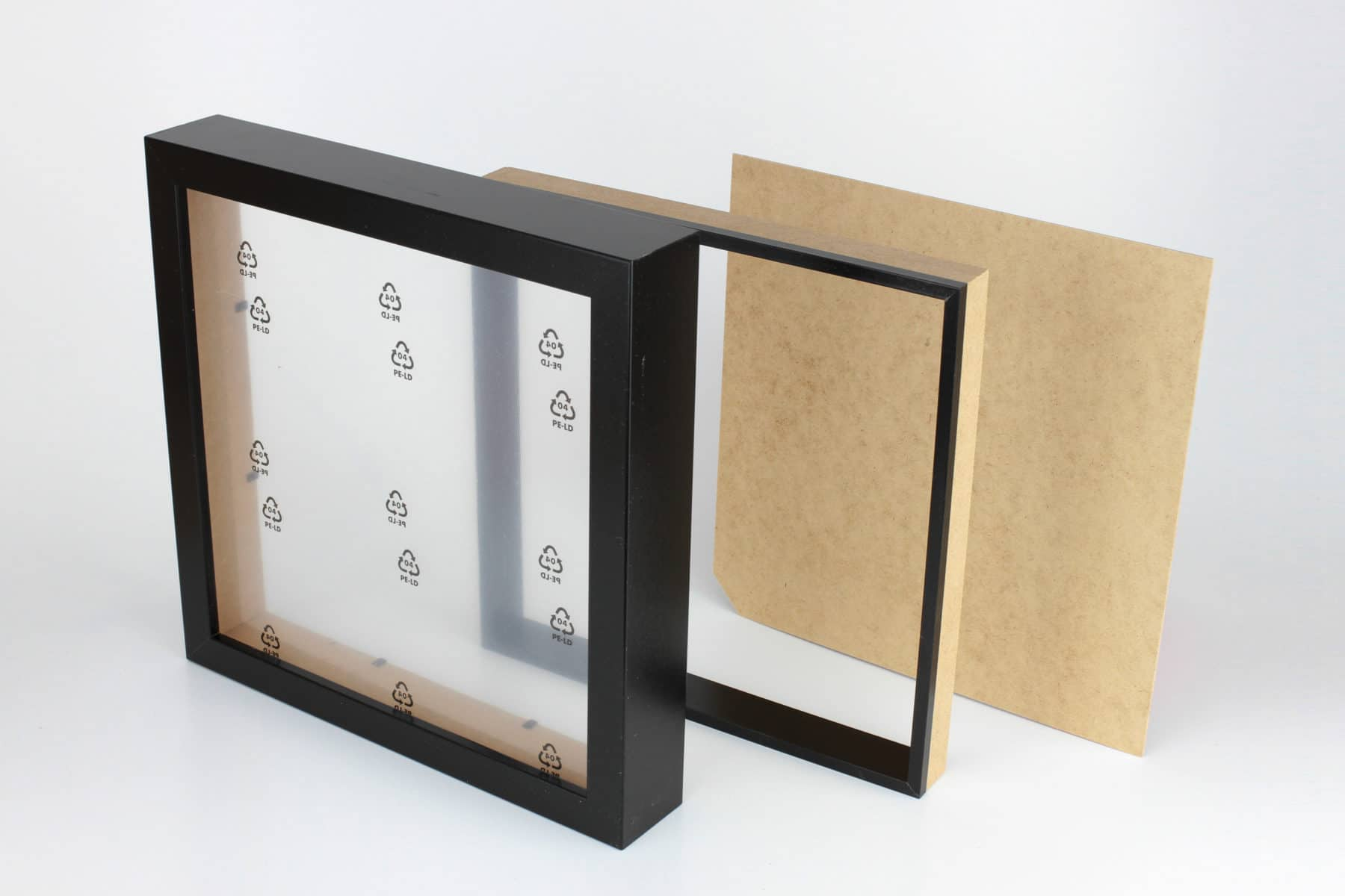 RIBBA Rahmen in der Ausführung 23cm x 23 cm